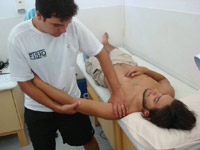 Fisioterapia para ombro