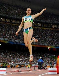 Salto em distância pode levar à Tendinite Patelar