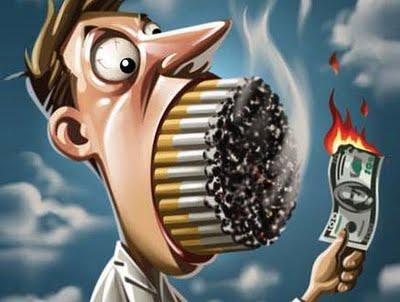 Deixar de fumar no 3o mês da gravidez
